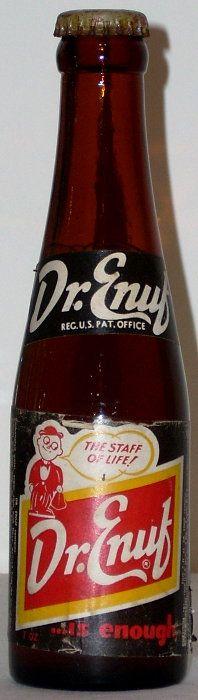 Dr. Enuf....1951