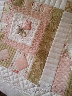 Quilting by Green Fairy Quilts