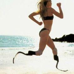 La Pistorius Aimee Mullins, más que una atleta - Terra España