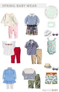 Spring Baby Clothes 2014