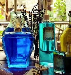 In Grasse, France, the heart of the world's perfume country, perfumery is an art form that involves the power of scent and the alchemy of memory.
