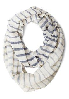 Freshen Your Fashion Circle Scarf, #ModCloth $21.99