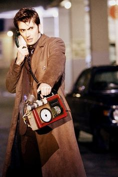 I love the the timey wimey detector ^_^