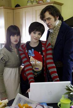 Lost In Austen.
