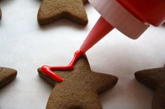 Great technique for icing cookies