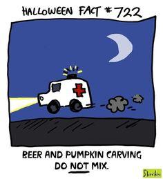 halloween humor, halloween fact, holiday fun