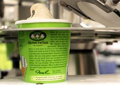 Three Twins Organic Ice Cream is some of the best ice cream around! You can find this delicious ice cream at Whole Foods, or check out their scoop shop in Larkspur Landing!
