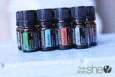 doterra oils essential oils