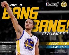 Game 4 - Stephen Curry