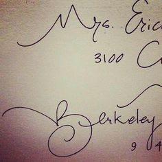 Pretty handwriting #handwriting #cursive #prettyfont