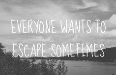 escape. quotes