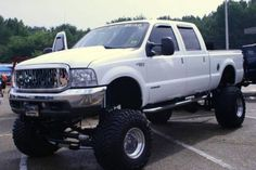 Jacked Up Ford