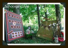 Camp Learn-A-Lot by Schoolgirl Style  www.schoolgirlstyle.com