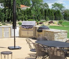 Outdoor Electrical for Outdoor Kitchen