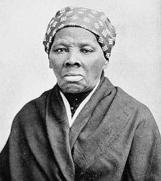 Harriet Tubman, the epitome of courage.
