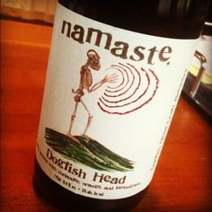 Namaste from Dogfish Head