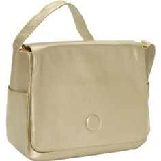 Soapbox Bags Moppet Diaper Bag: Metallic