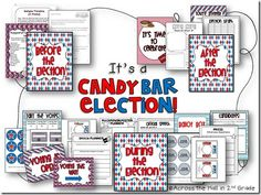 election activities using candy bars