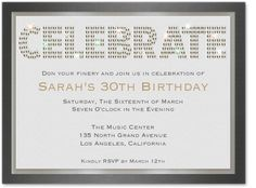 Digital birthday #invitations from Evite Postmark - www.postmark.com/birthday-party-invitations