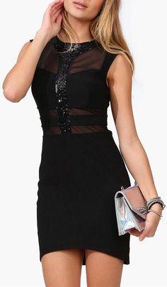 Sexy Little Black Dress <3 #lbd