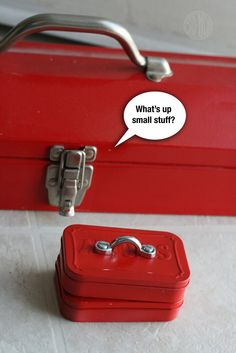 Another use for empty altoids tins