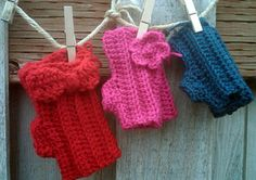 Quick Mitts ~ free pattern ᛡ