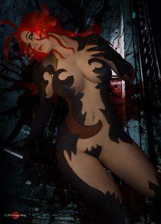 anim cosplay, costum, cosplay sexi, witchblad cosplay, witchblad anim, art, witchblad sonja, sexi cosplay, anime
