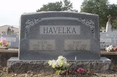 Louis Havelka (1888 - 1969) - Find A Grave Photos