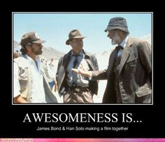 AWESOMENESS IS...