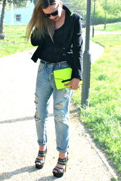 vingt-trois Welcome back Neon! | Women's Look | ASOS Fashion Finder