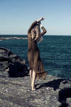 Scanlan & Theodore dress