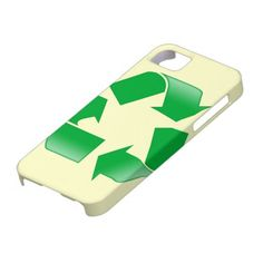 Recycle Symbol iPhone 5 Covers $40.90