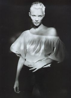 Kate Moss (Photography by Paolo Roversi)