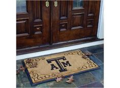 Aggie welcome mat