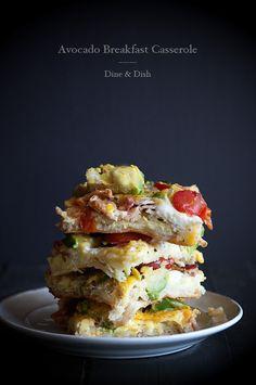 Recipe: California Avocado Breakfast Casserole
