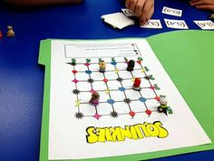 FREE coordinate points graphing game!
