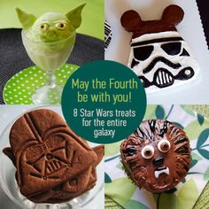 May the Fourth Be With You: 8 Star Wars Treats for the Whole Galaxy