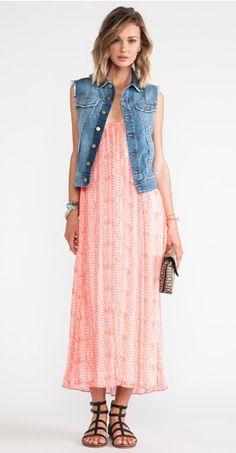 dress & vest