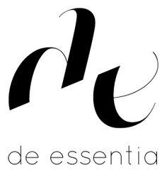 """""""de essentia"""" - my company's logo"""