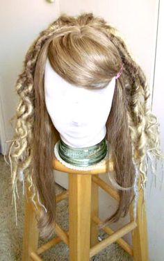 How to dread wig!