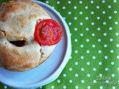 Telita na Cozinha: queques de feta e tomate