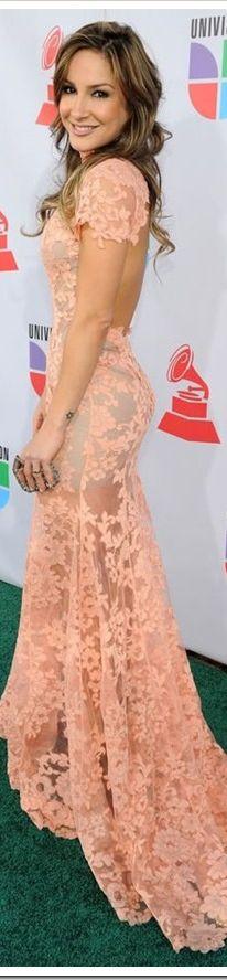 fashion long dress #lace <3 #Brazilian