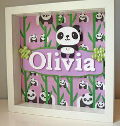 Panda Nursery On Pinterest
