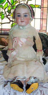 Floradora Doll Germany Bisque
