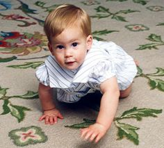 Baby Prince Harry