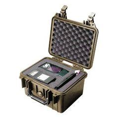Pelican 1300 Case with Foam for Camera (Desert Tan) $52.96