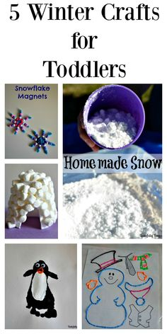 5 Winter Crafts for