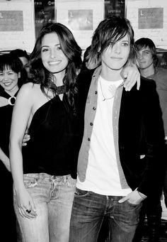 with kate moennig