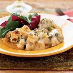Chicken and Broccoli Casserole   MyRecipes.com