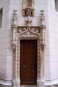 Hearst Castle - Door